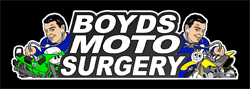Boyds Motorcycle Surgery