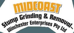 Midcoast Stump Grinding & Removal–Winchester Enterprises Pty Ltd