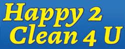Happy 2 Clean 4 U