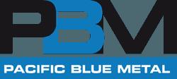 Pacific Blue Metal