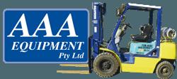 AAA Equipment Pty Ltd