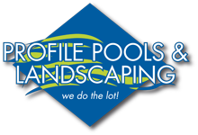 Profile Pools & Landscaping
