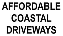 Affordable Coastal Driveways