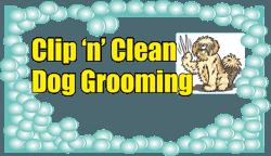 Clip 'n' Clean Dog Grooming