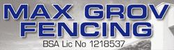 Max Grov Fencing