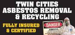 Twin Cities Asbestos Removal & Recycling