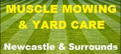 Muscle Mowing & Yard Care
