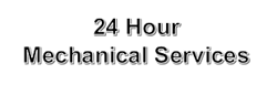 24 Hour Mechanical Services