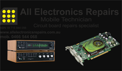 All Electronics Repairs