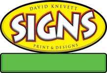 David Knevett Signs Print & Design