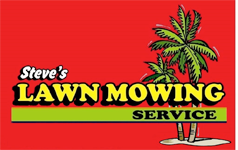 Steve's Lawn Mowing Services