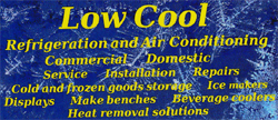 Low Cool Refrigeration & Airconditioning