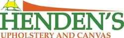 Henden's Upholstery & Canvas