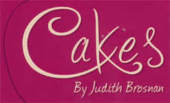 Cakes by Judith Brosnan