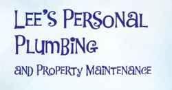 Lee's Personal Plumbing & Property Maintenance