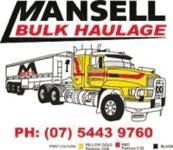 Mansell Bulk Haulage