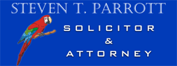 Steven T Parrott Solicitor & Attorney