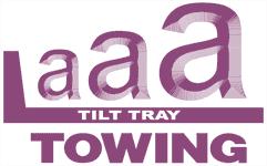 AAA Tilt Tray Towing