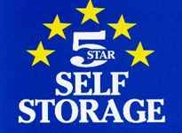 5 Star Self Storage