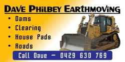 Dave Philbey Earthmoving