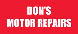 Don's Motor Repairs