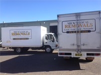 Mick's Local Removals