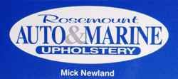 Rosemount Auto & Marine Upholstery