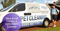 Pinnacle Carpet & Upholstery Cleaning