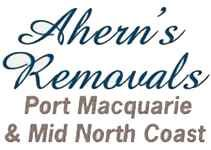 Ahern's Removals
