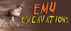 Emu Excavations