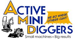 Active Mini Diggers