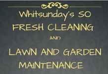 Whitsunday's So Fresh Cleaning