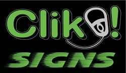 Clik Signs
