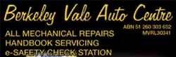 Berkeley Vale Auto Centre