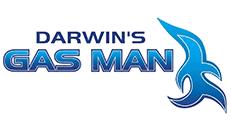 Darwin's Gas Man