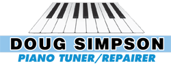 Doug Simpson Piano Tuning