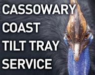 Cassowary Coast Tilt Tray Service