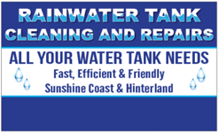 Rainwater Tank Cleaning