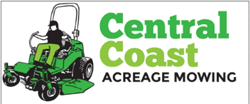 Central Coast Acreage Mowing