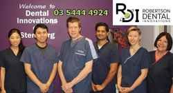 Robertson Dental Innovations on Sternberg