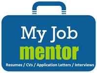 My Job Mentor Resumes