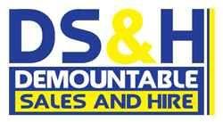Demountable Sales & Hire
