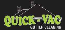 Quick-Vac Gutter Cleaning