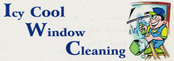 Icy Cool Window Cleaning