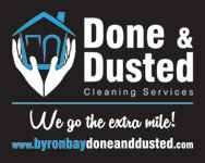 Byron Bay Done & Dusted Cleaning Services