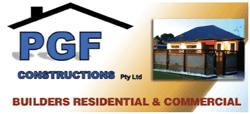 PGF Constructions Pty Ltd