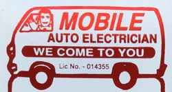A-Roving Auto Electrics