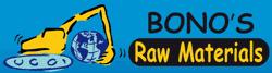 Bono's Raw Materials