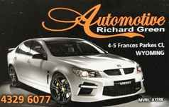 Richard Green Automotive