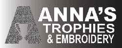 Anna's Trophies & Embroidery
